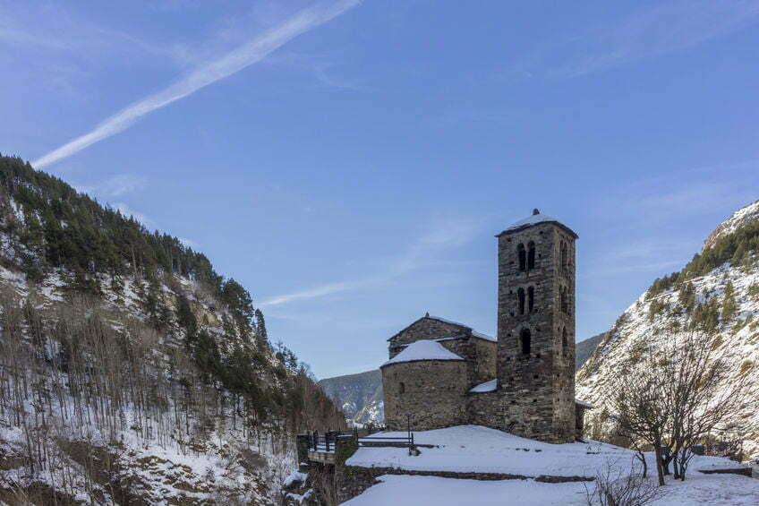 Eglise de Sant Joan de Caselles